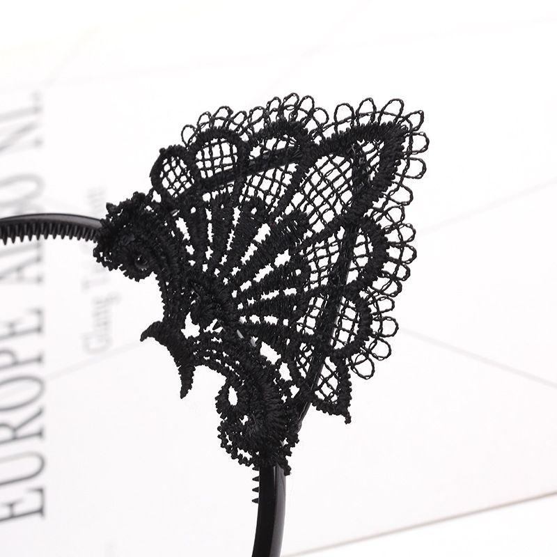 2017 New Design Girl Jewelry Candy Lace Headband