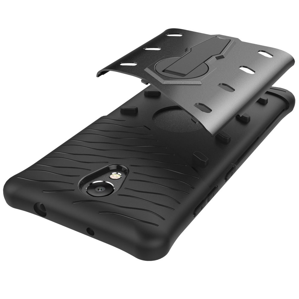 Back Cover for Lenovo P2 Battle a Mobile Phone Shell + Bracket