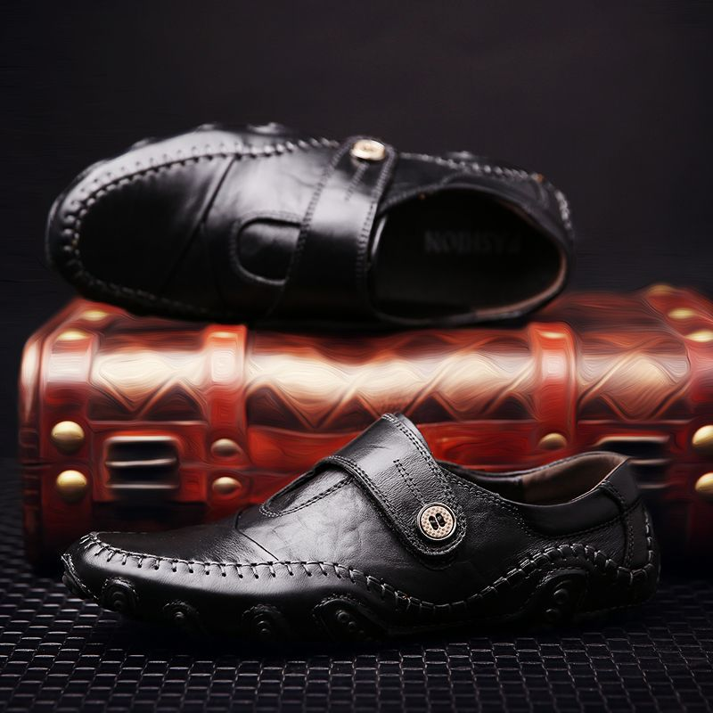 Doug Shoes Octopus Genuine Leather