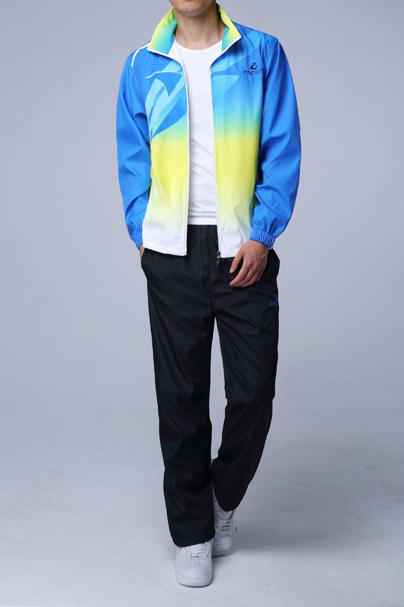 2017 Men's Autumn Breathable Fashion Sport Suit