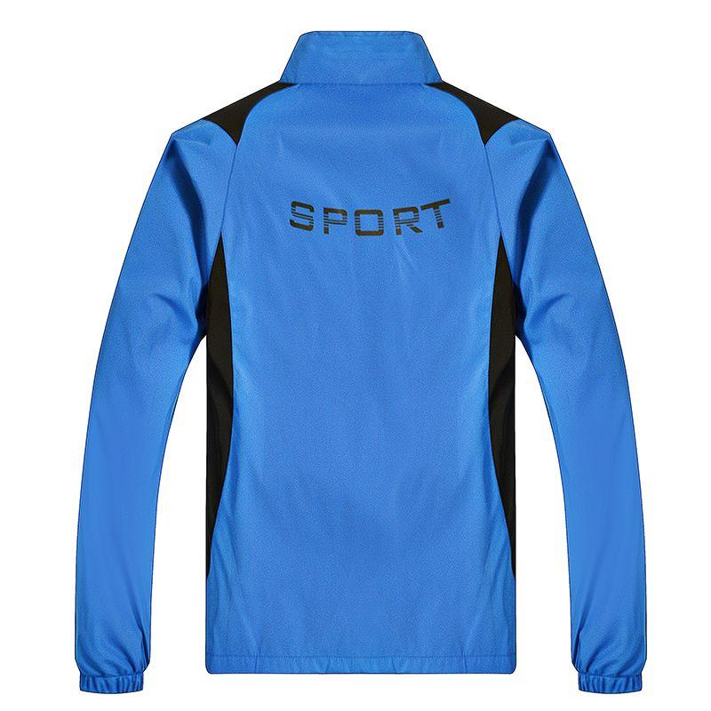 2017 New Men's Autumn Caual Sports Suit