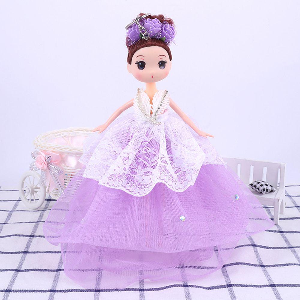 30 CM Cartoon Doll Key Chain Toy