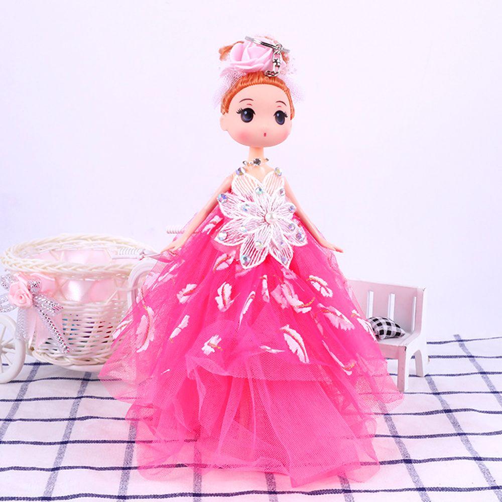 26CM wedding dress doll Toy Pendant