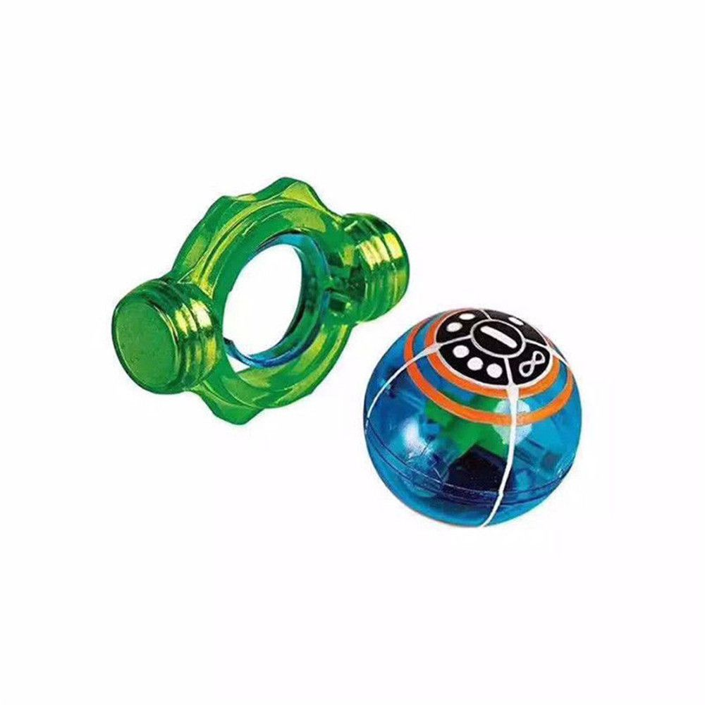 Magic Speed Magneto Spheres Flashing Ball Spinner Toys Stress Reducer