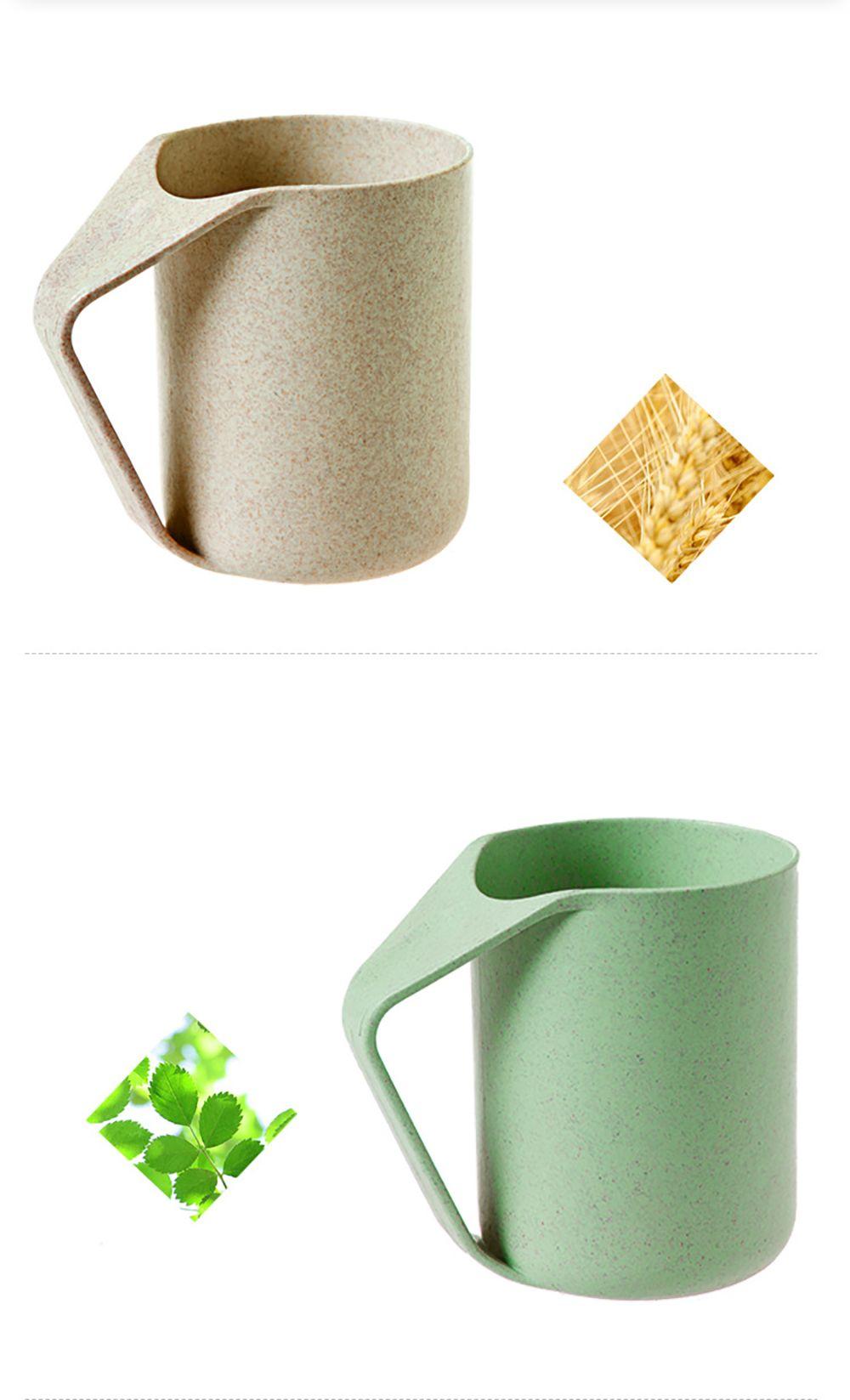 Atongm Wheat Straw Washing Cup