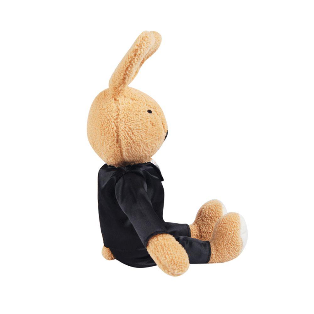 35CM Happy Wedding Plush Bunny Doll Set