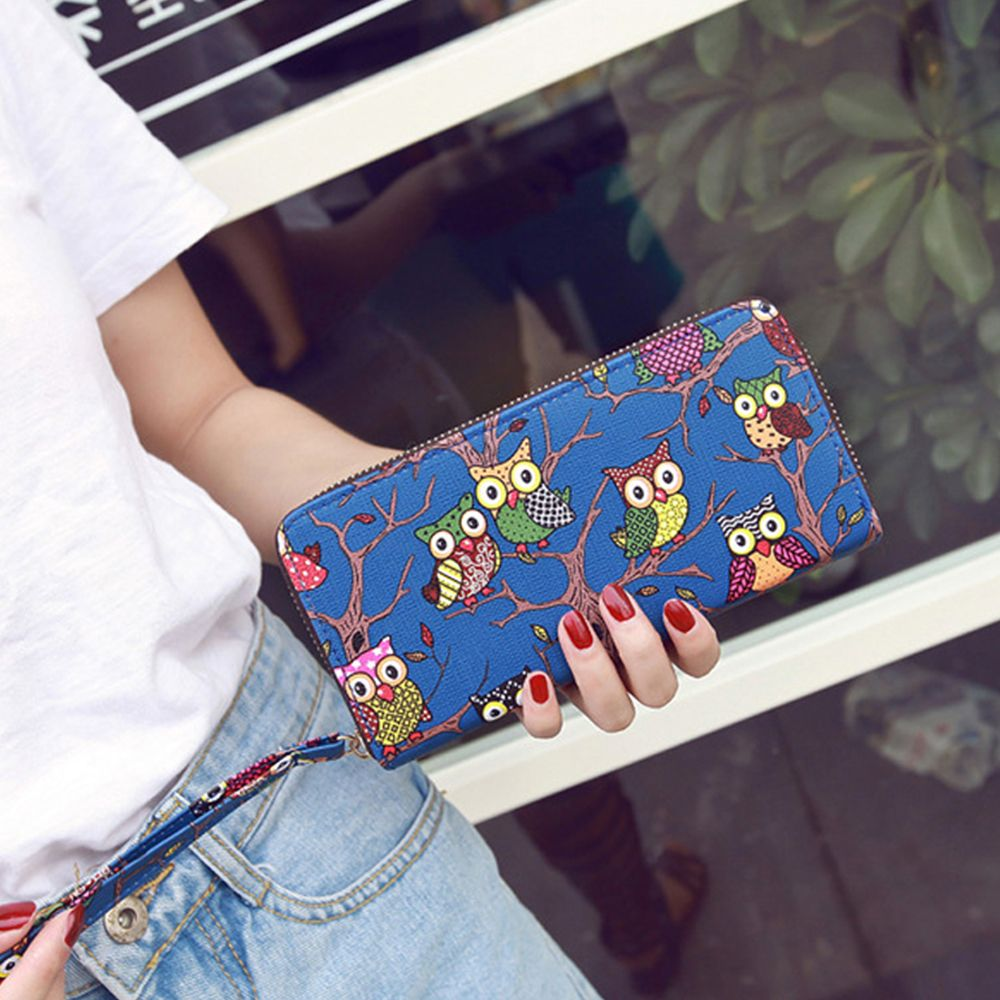 Women's Purse New Groovy Cute Owl Pattern Mini Bag     Women's Purse New Groovy Cute Owl Pattern Mini Bag