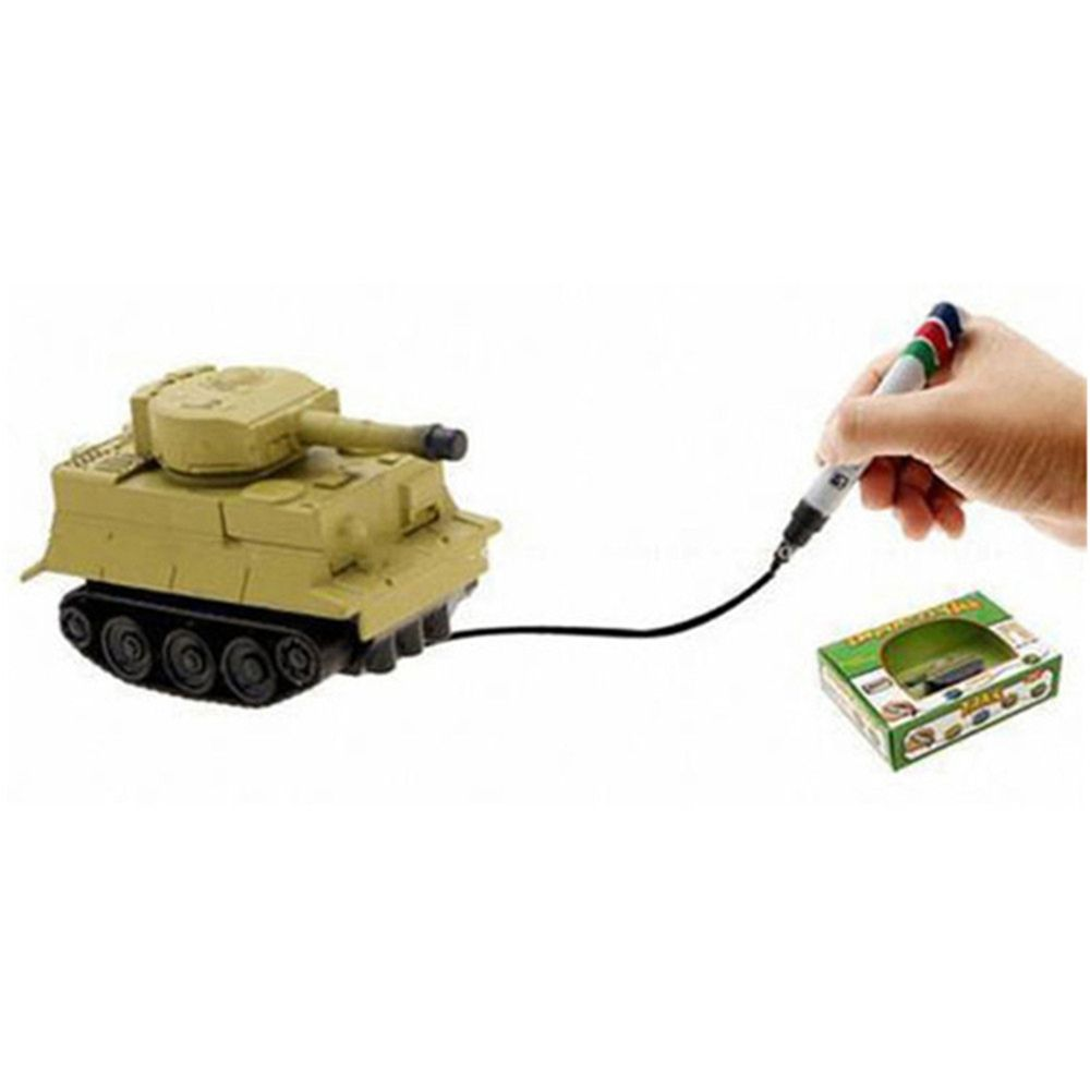 Magic Toy Tank