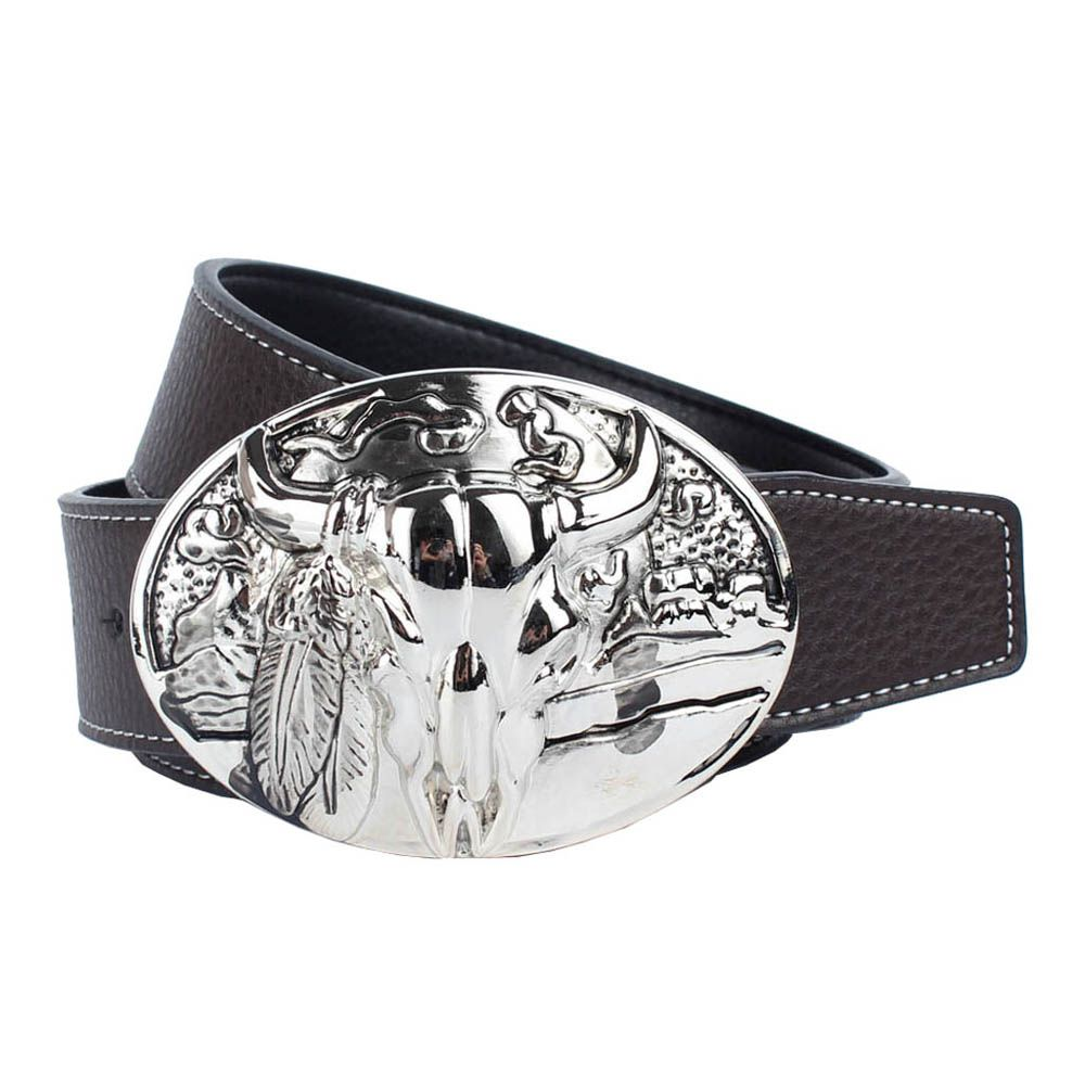 Western Cowboy Belt Leather