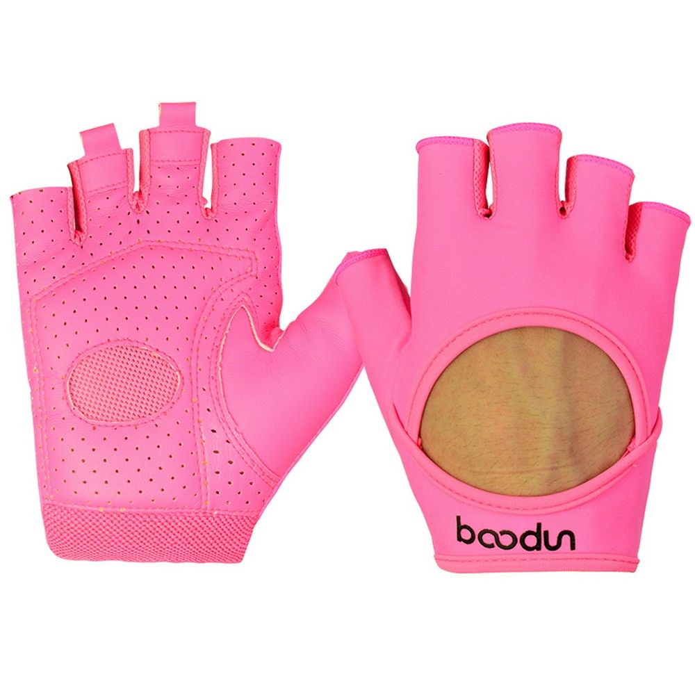 Sports Weight Lifting Exercise Slip-Resistant Gloves For Women Yoga Gloves Pin