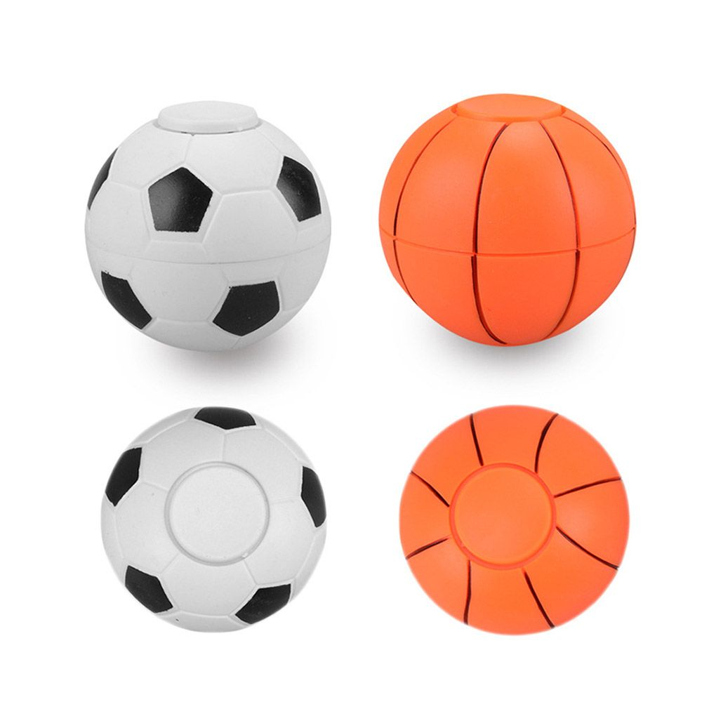 Football basketball fingers spinning toys at the fingertips