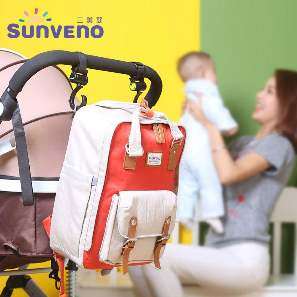 Baby Stroller Hanger Bag Stroller hooks Pram Rotate 360 Cart Hook 2pcs