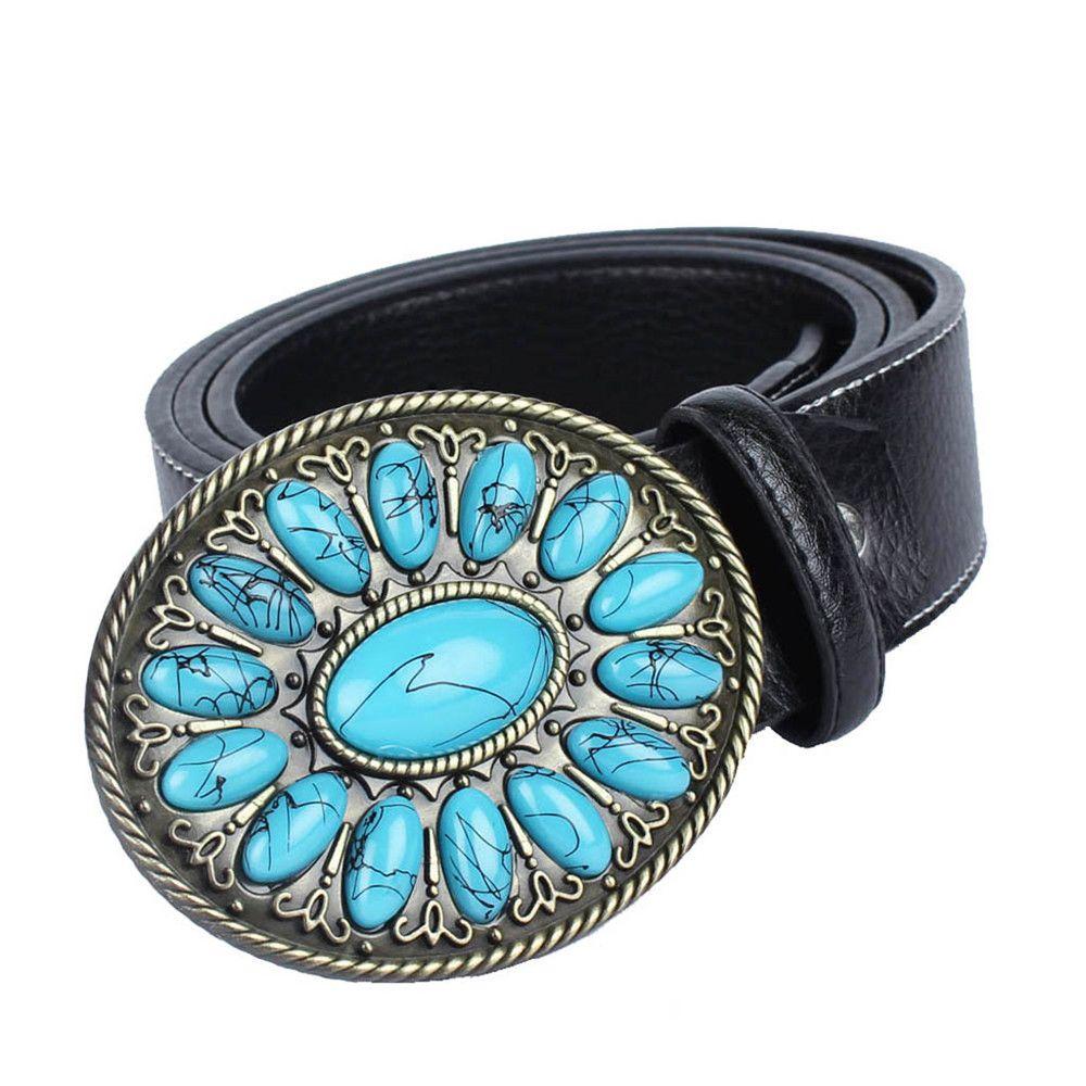 Bohemia Belt Leather