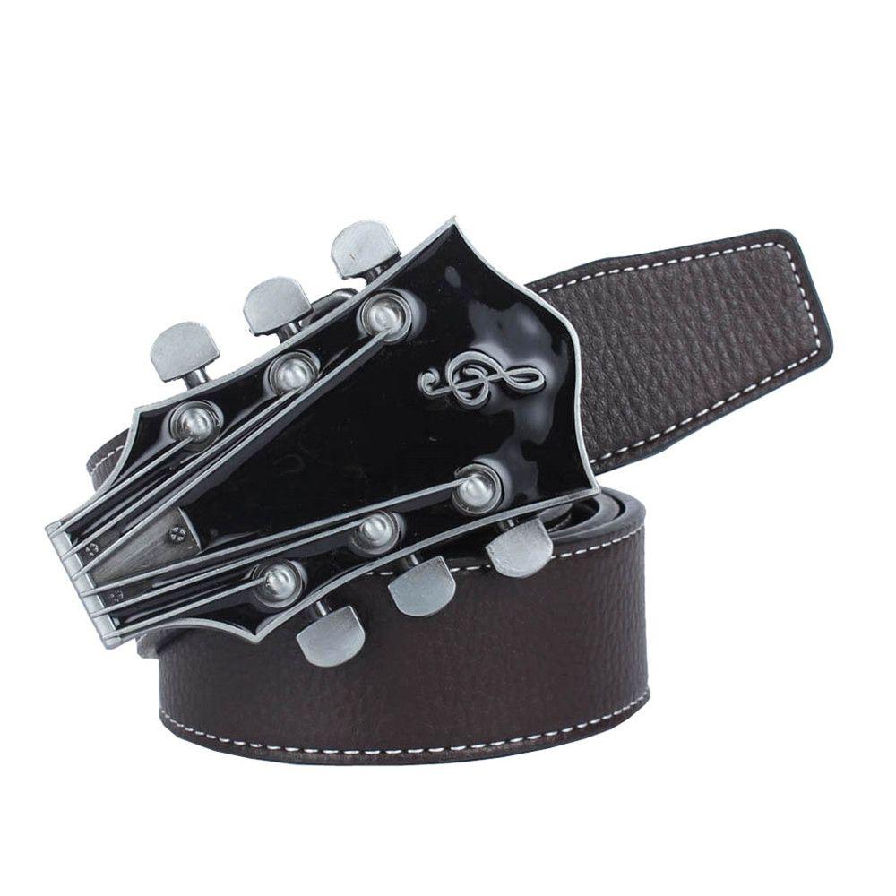Guitar Belt Leather