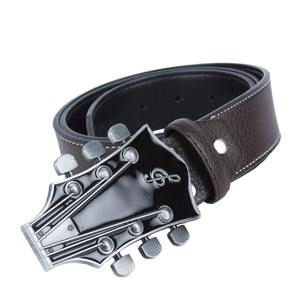 Guitar Belt Leather