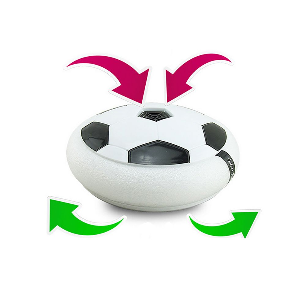 Electric Light Suspended Air Cushion Football Indoor Air Football Euro Selling Toys
