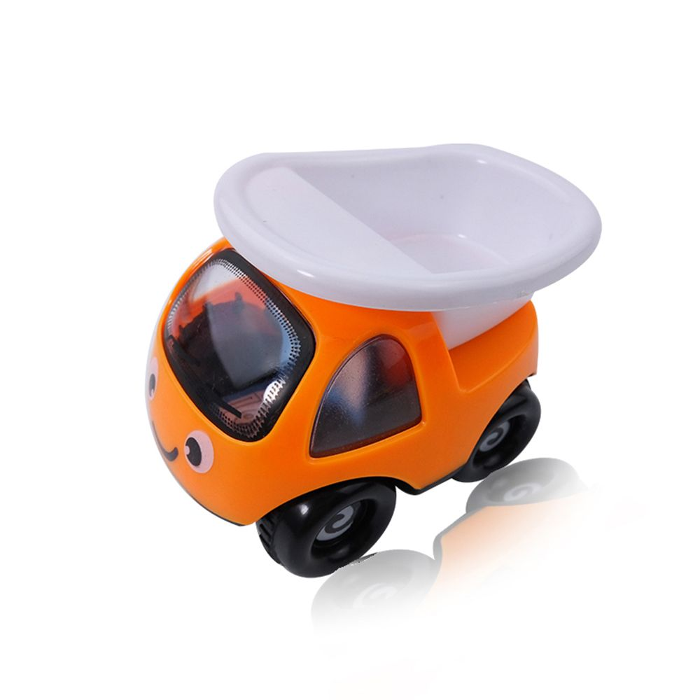 Mini Pull Back  Cartoon Cars  High Quality Funny Pull Back Sand Tools Truck Kids Vehicles Children Racing Car Mod