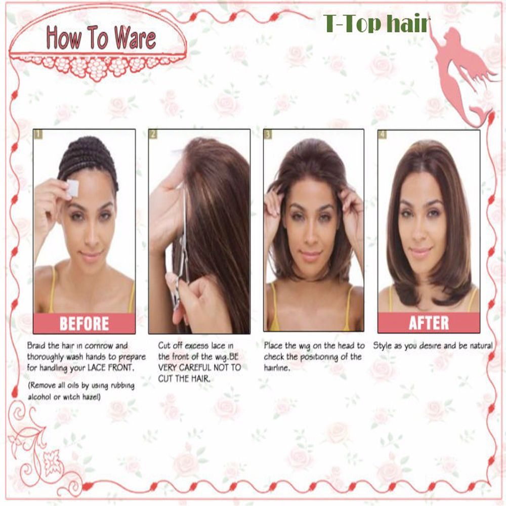 Peruvian Human Hair Lace Wig Deep Curly Lace Front Wig Middle Part Glueless Lace Front Wig for Black Women