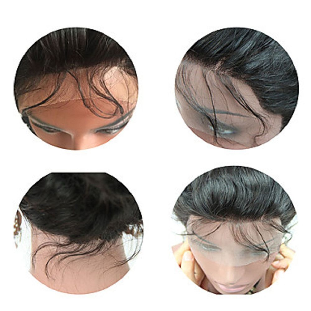 Short Bob Wigs Body Wave Glueless Lace Front Wigs Human Hair Wigs for Black Women