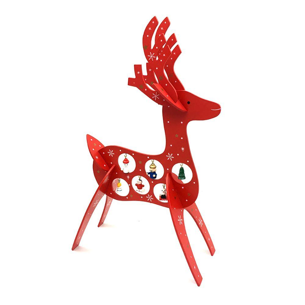 Creative Wood DIY Christmas Moose Reindeer