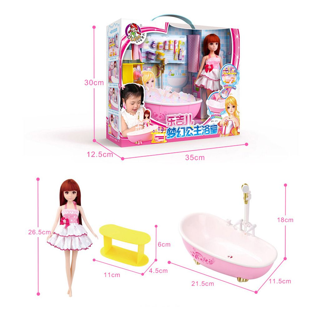 The Princess Leggi Dream Princess Bathroom