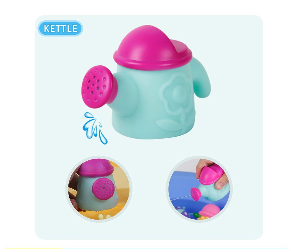 Take A Shower Pots Swimming Garden Toy