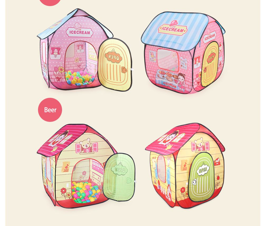 Princess House Tent Toy