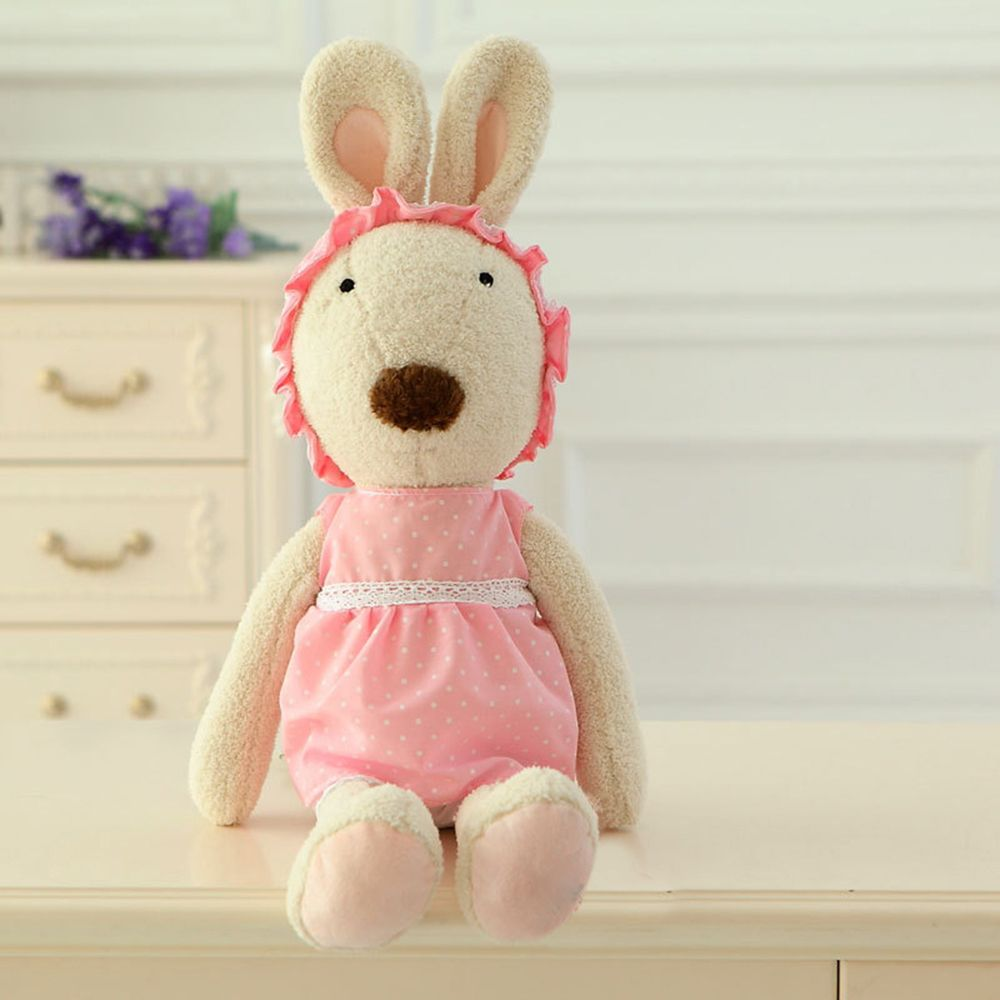 30CM Plush Toy Doll with Baby Wear