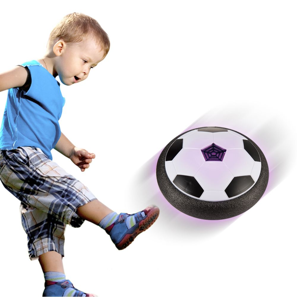 Electric Universal Light Hover Air Cushion Football Indoor  Soccer Ball