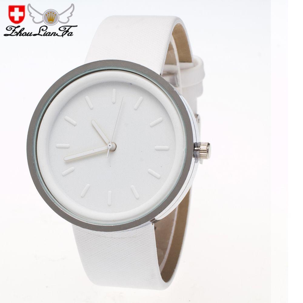 ZhouLianFa New Fashion Personality Denim Canvas Luxury Retro Quartz Watch