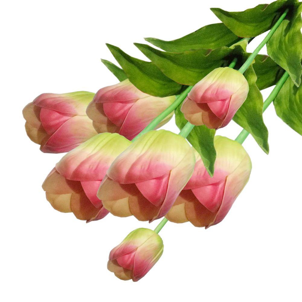 Anti-Real Flowers Tulip Fake Flowers (Medium)