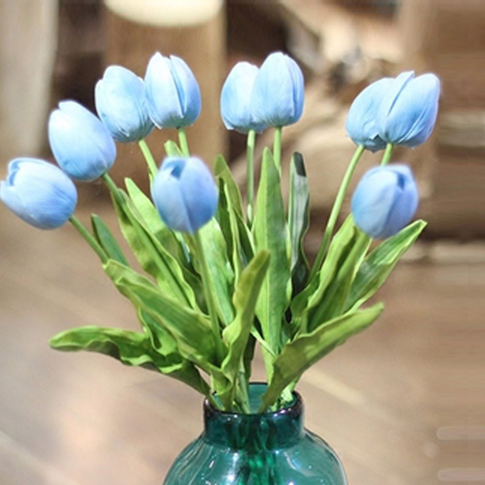 Anti-Real Flowers Tulip Fake Flowers (Medium)