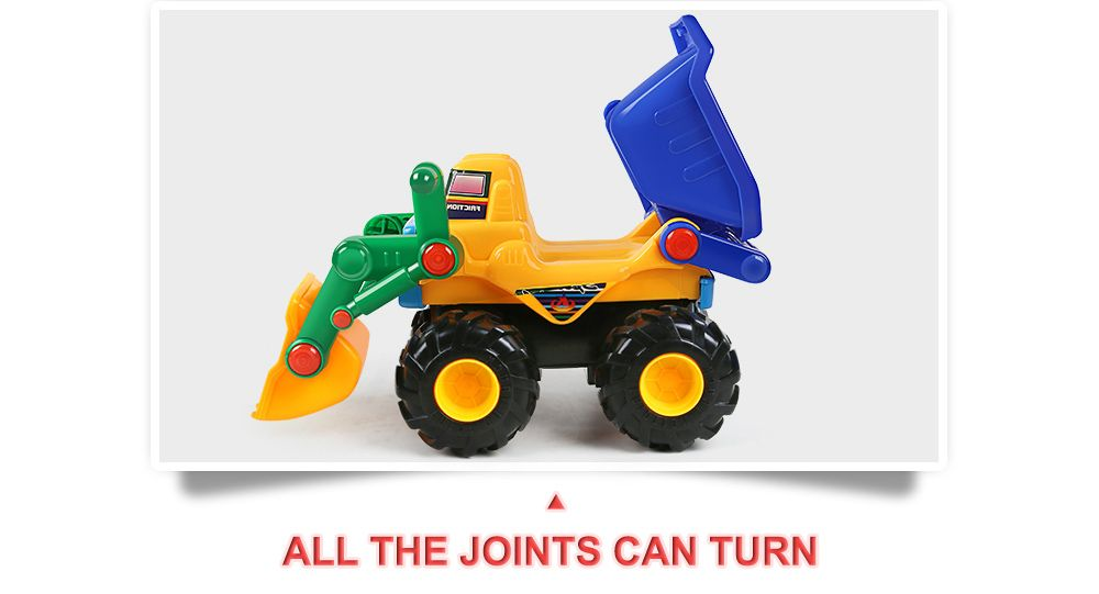 Early Childhood Education Inertia Drive Car Toy