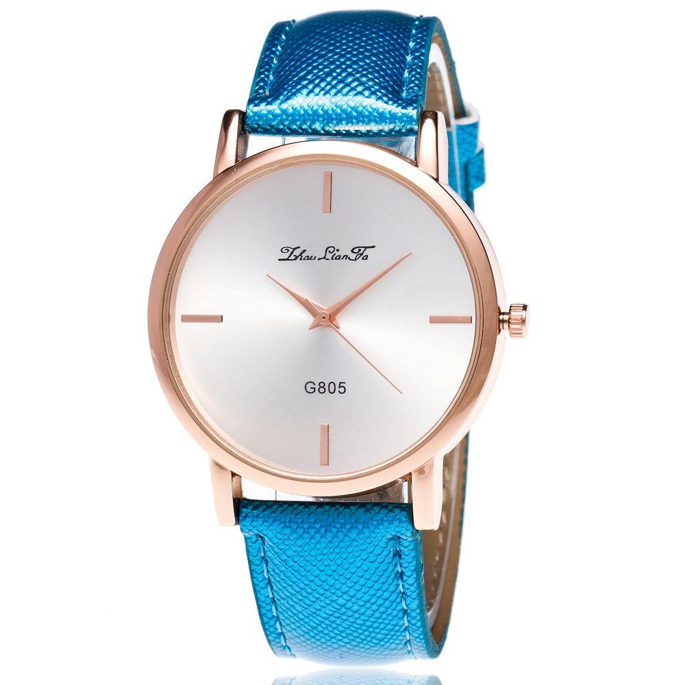 ZhouLianFa New Trend of Outdoor Crystal Grain Quartz Watch