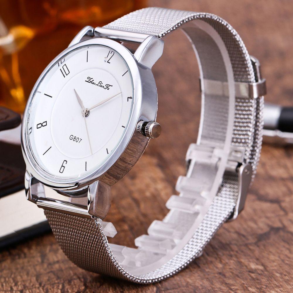 ZhouLianFa New Trend of Outdoor Business Network with Quartz Watch