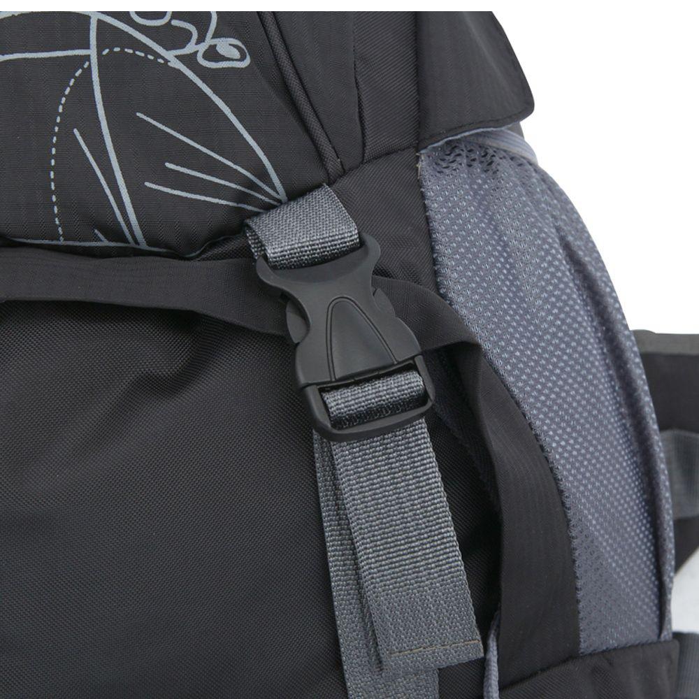 55L Men women Outdoor Waterproof Backpack