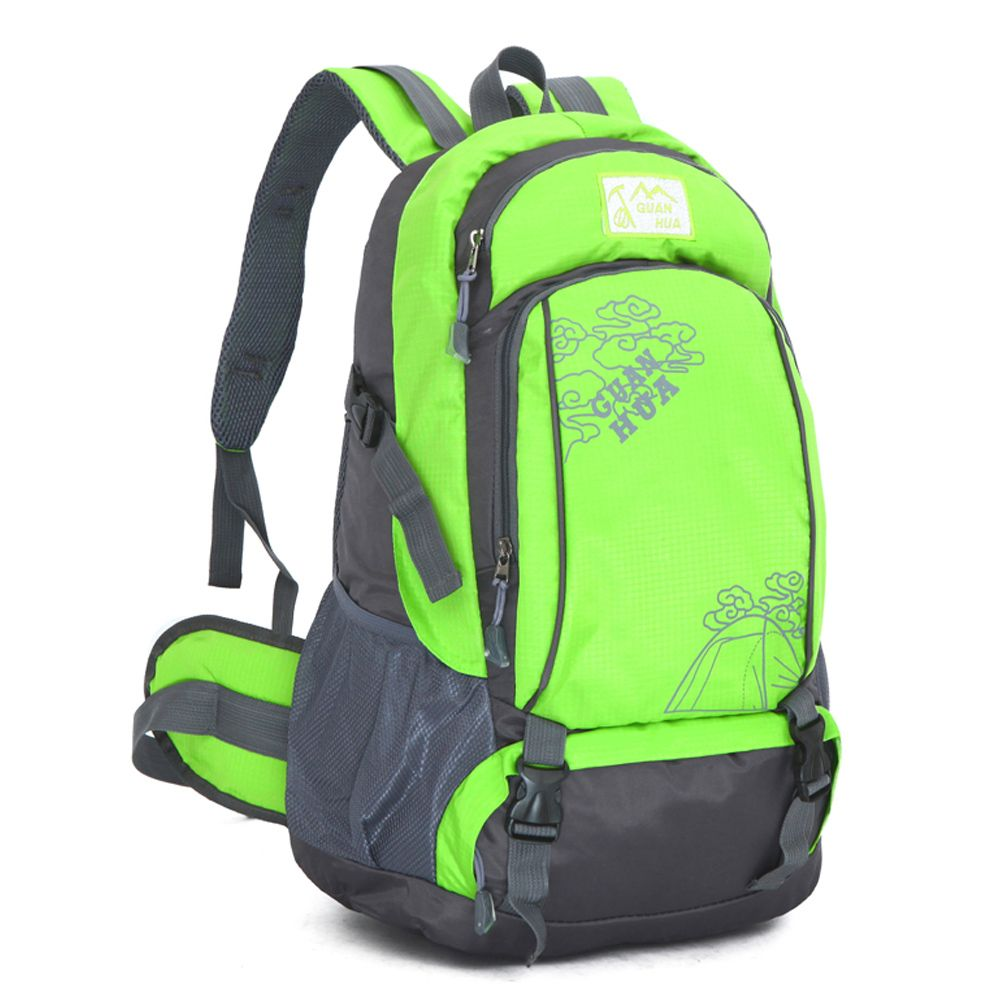 55L Men women Outdoor Waterproof Backpack