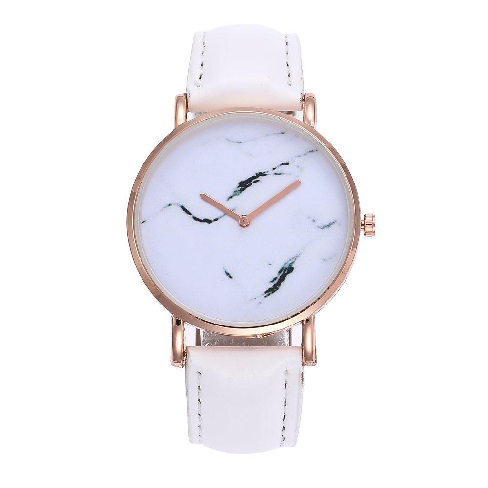 ZhouLianFa Elegant Simple Thin Lady Women'S Watch Quartz Fashion Fine Hours Dress Leather Bracelet Girl Birthday Gift