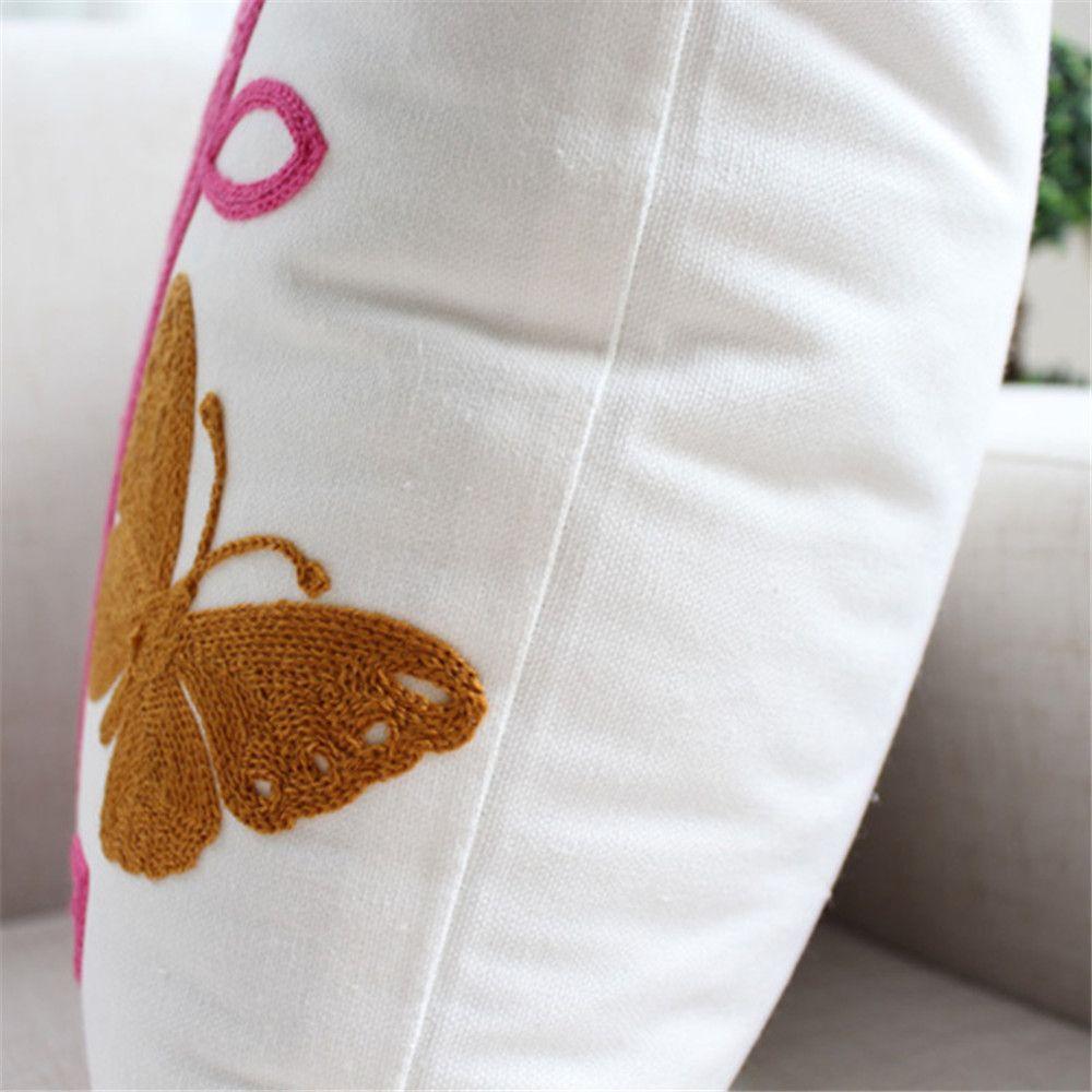 Weina Butterfly Dance Hold Pillow