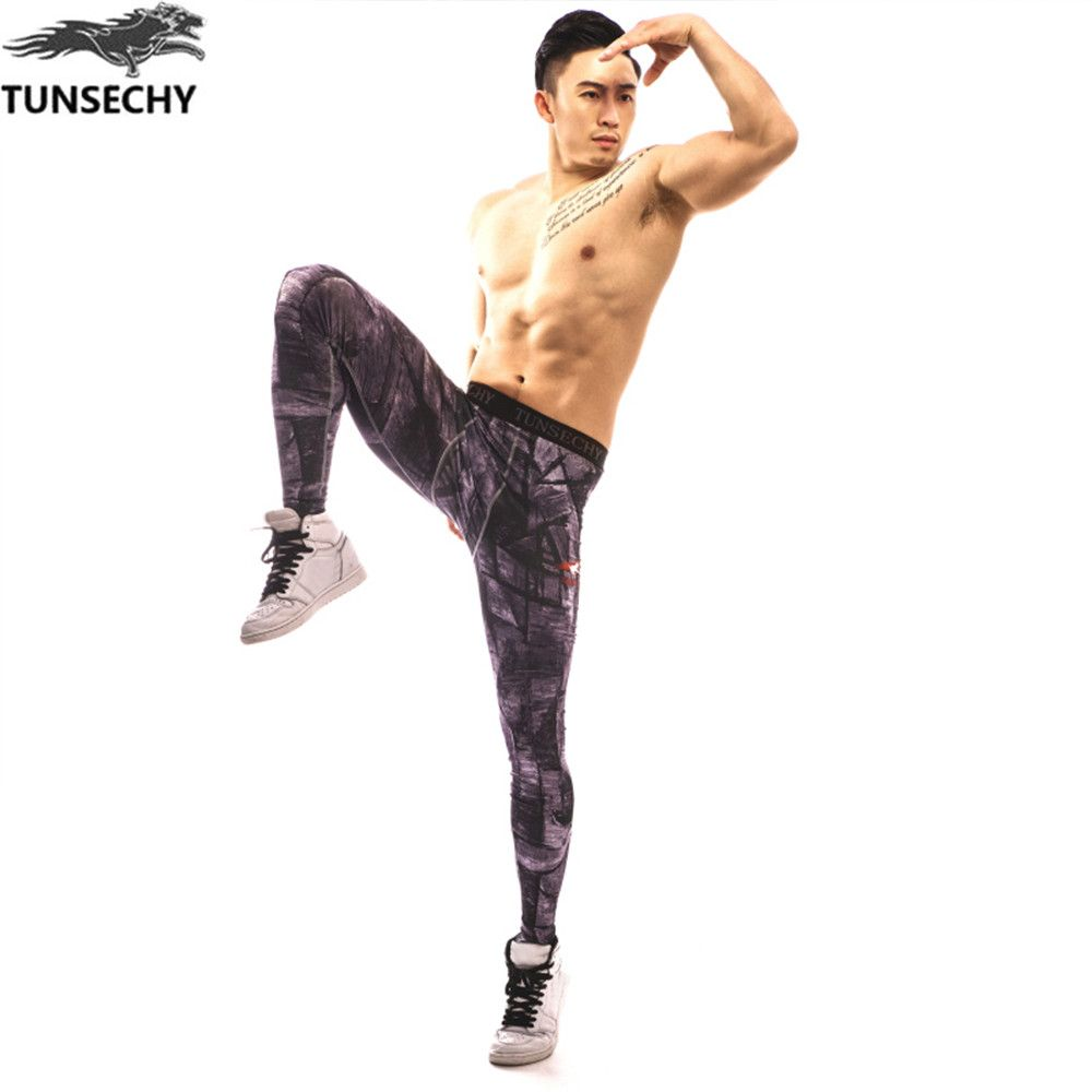 Fashion  Men's  Tights Trousers