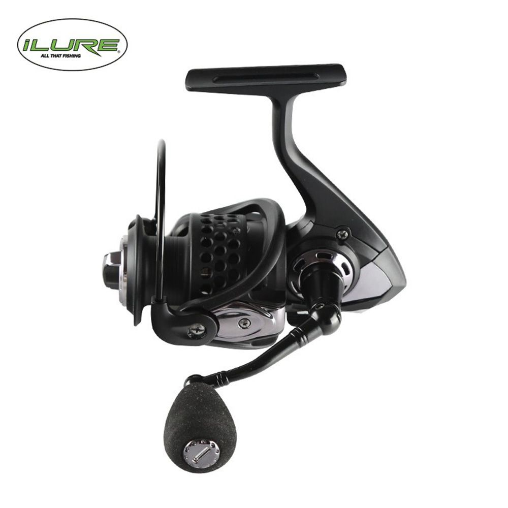Ilure5000BKK Spinning Fishing Reel
