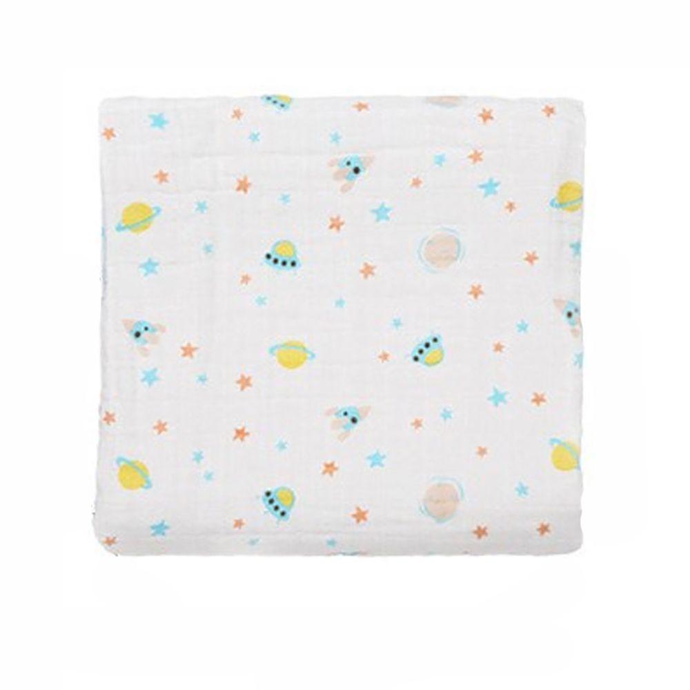 Washed gauze blanket MY0260-beetles