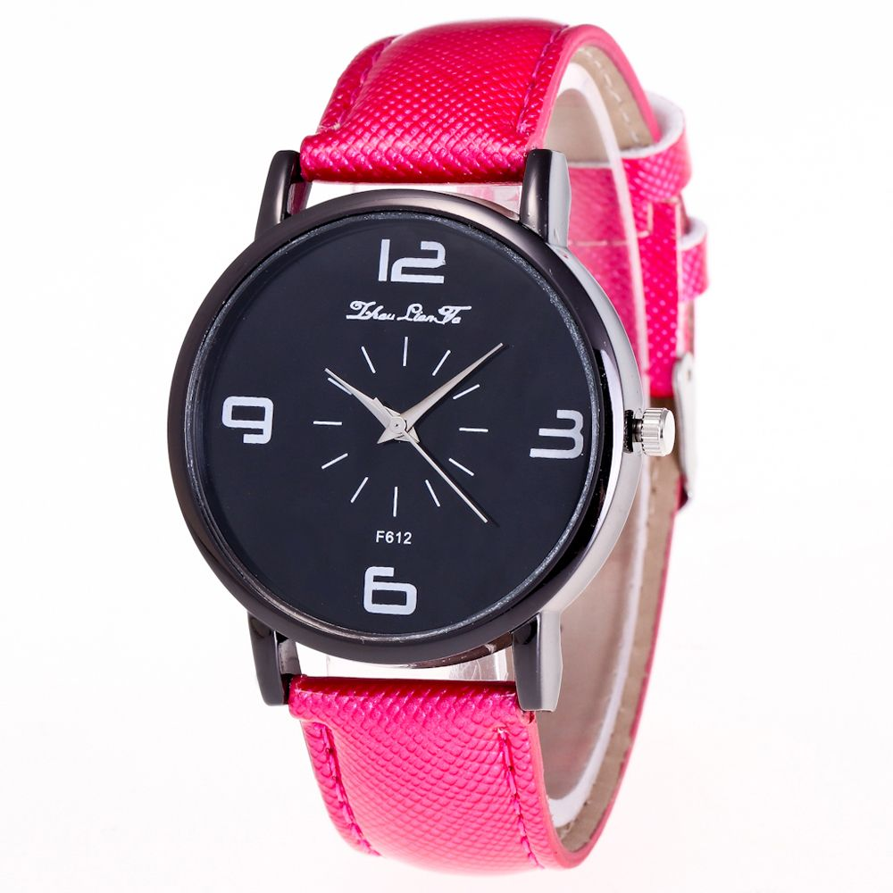 ZhouLianFa New Trend Outdoor Crystal Grain Quartz Watch