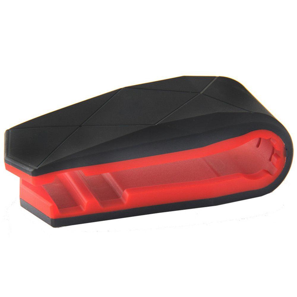 Adjustable Alligator Clip Vehicle-mounted Mobile Universal Car Phone Holder Stand Scaffold Holder Cradle Mount Bracket