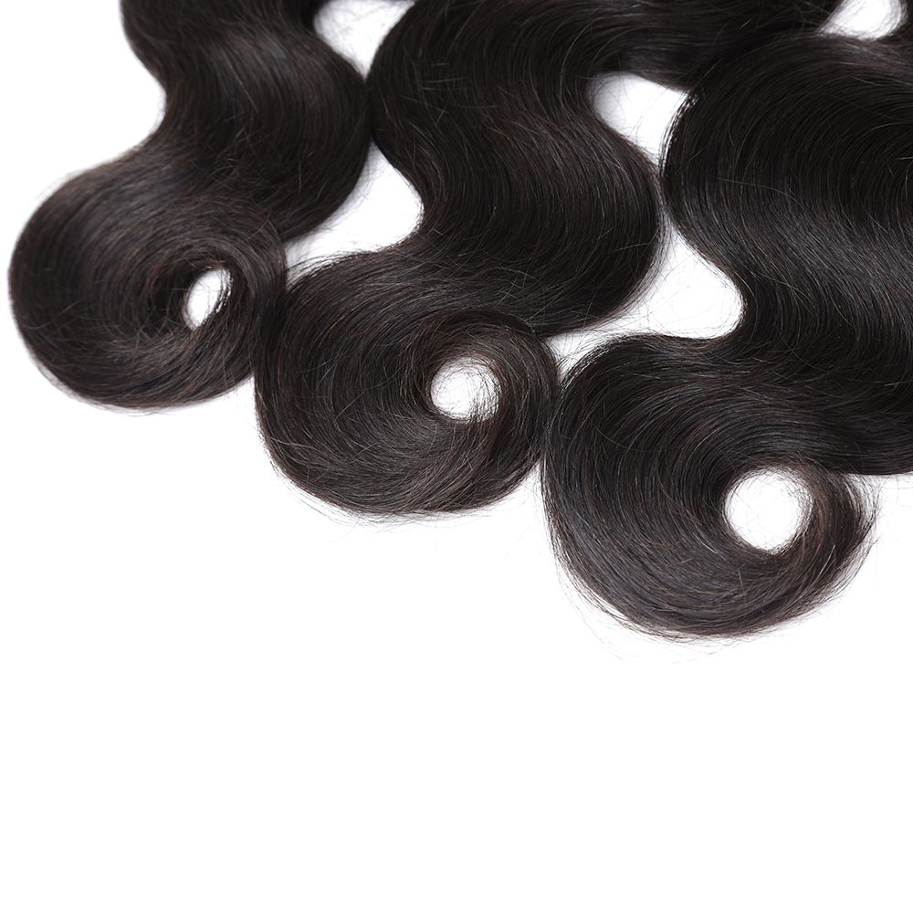 Brazilian Body Wave Virgin Human Hair Weave Exention Bunldes 3 Pieces 8 inch - 26 inch