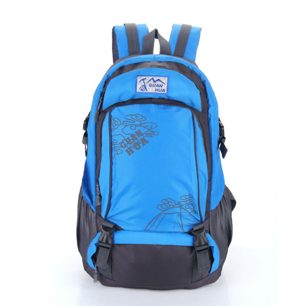 Men women Outdoor Mountaineering Bags Waterproof Sports Backpack