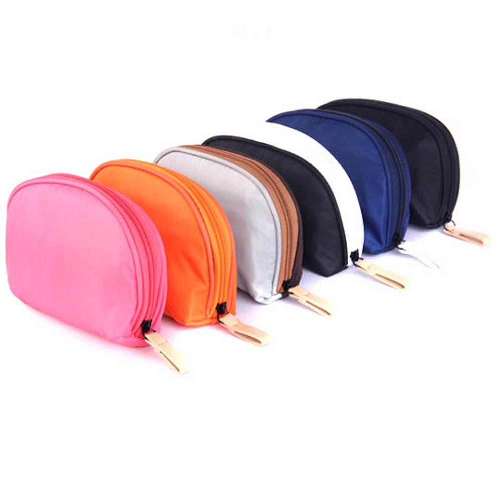 New female makeup bag cartoon cute large capacity storage bag travel bag portable storage package
