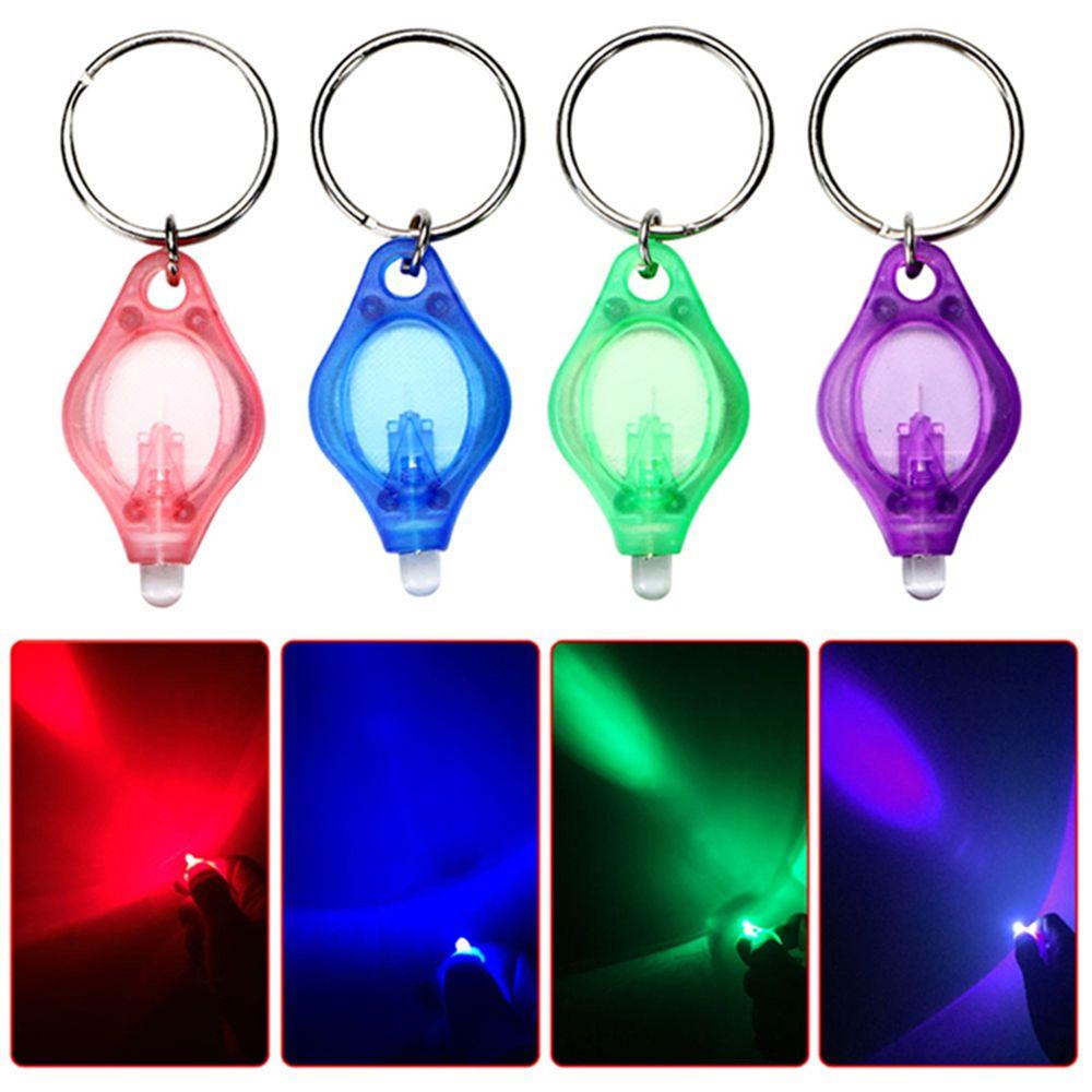 Mini LED Keychain Finger Light