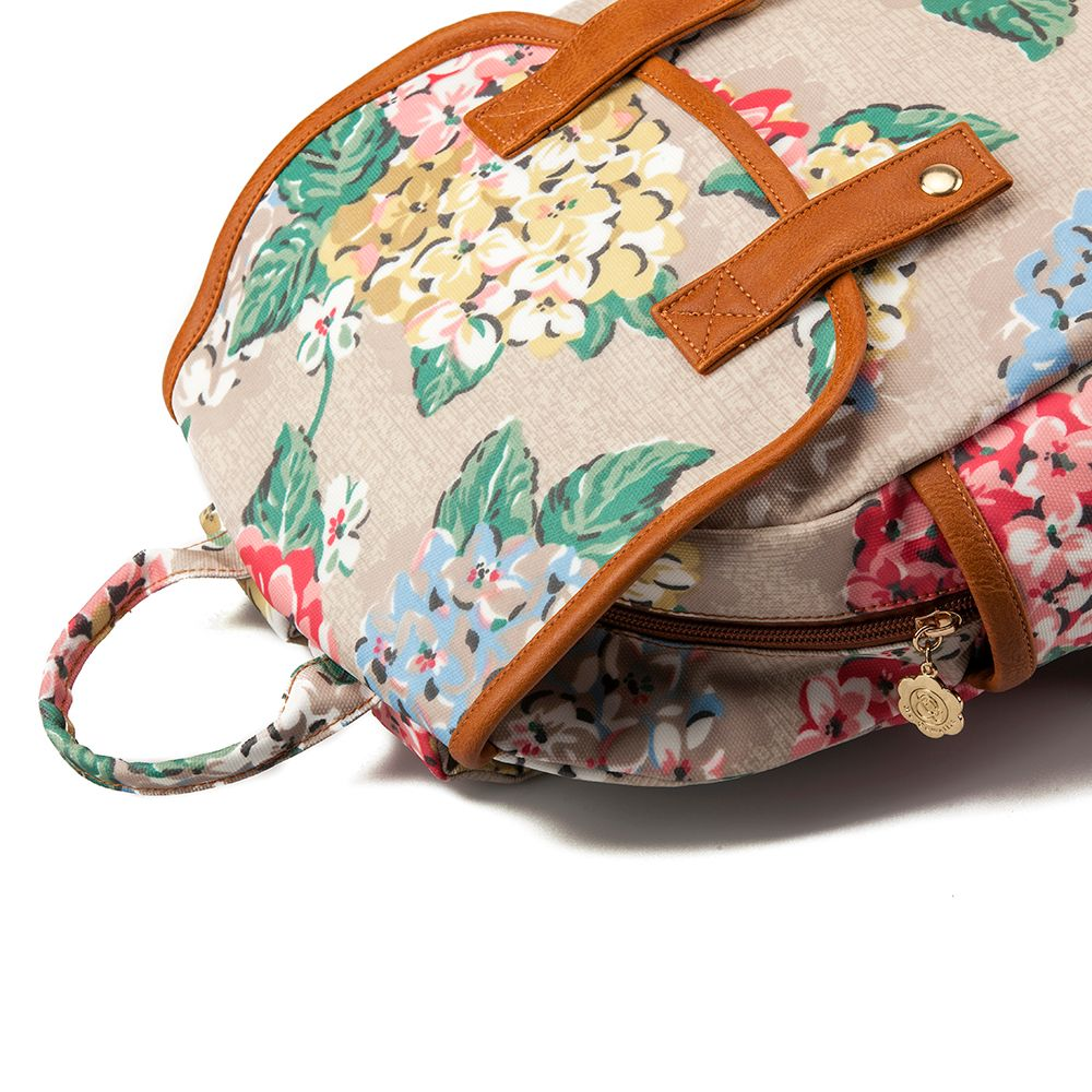 Backpack for Girls Waterproof Backpack for Women Floral Backpack Purse