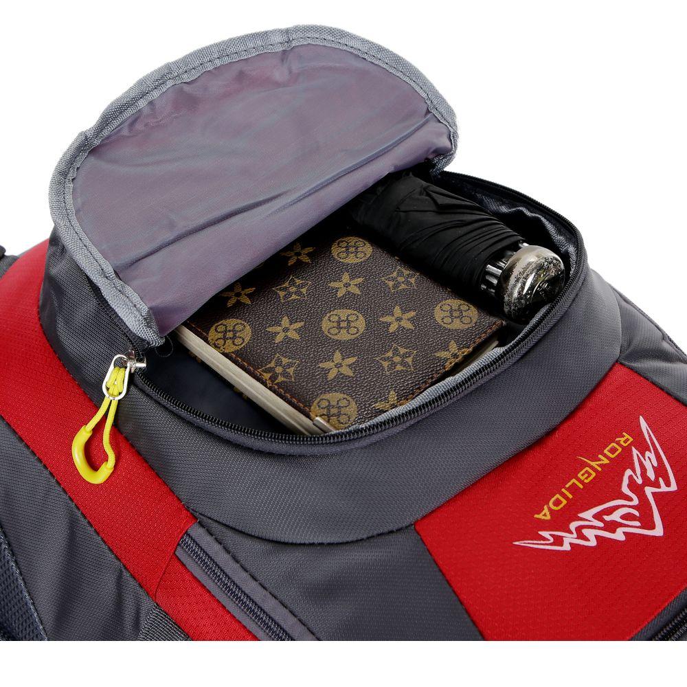 50L Nylon Men women Waterproof Travel Bag Couple Sports Largecapacity Travel Backpack